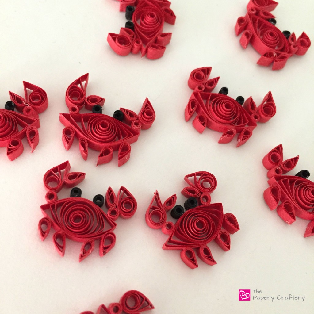 How to use quilling for scrapbooking the papery craftery for Quilling how to