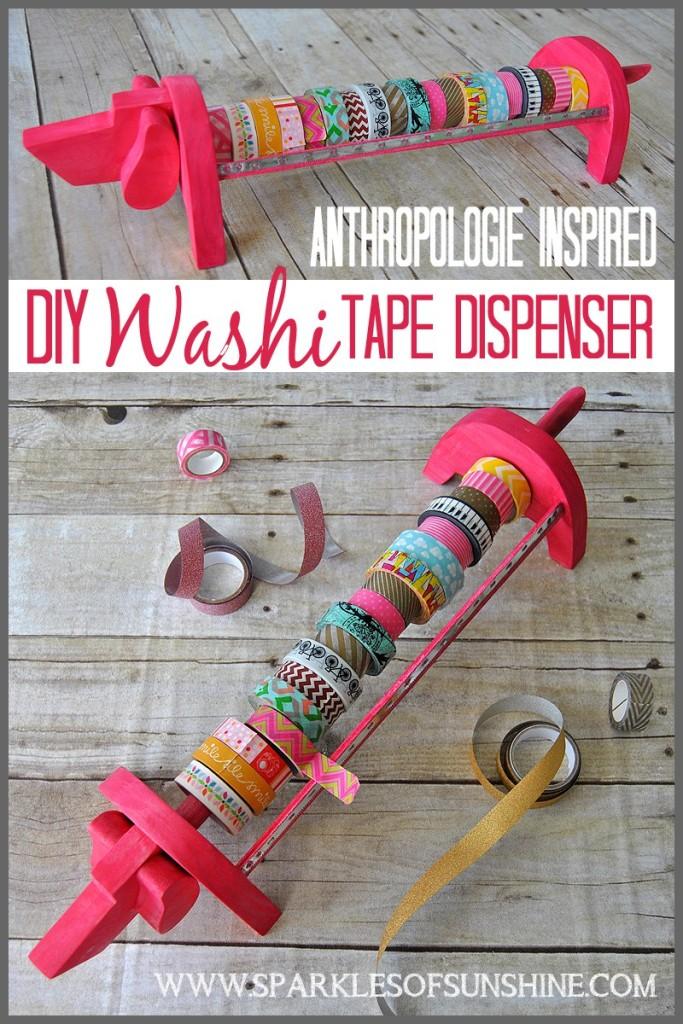 Anthropologie-Inspired-DIY-Washi-Tape-Dispenser