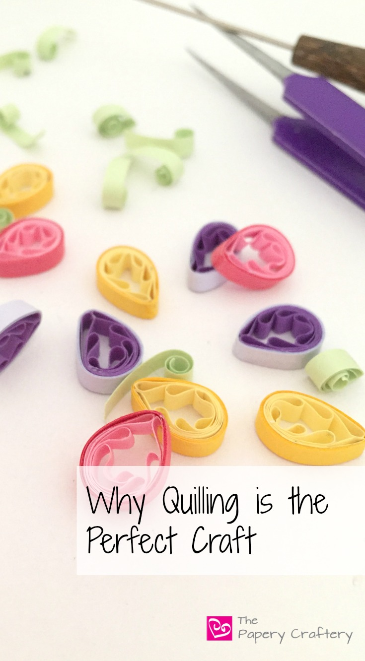 Why you should start quilling