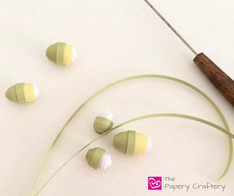 Get more comfortable quilling and take your crafts to a whole new level || www.thepaperycraftery.com