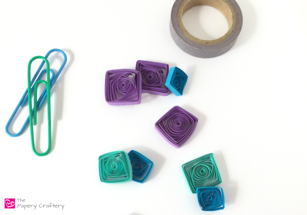 how to make paper quilling